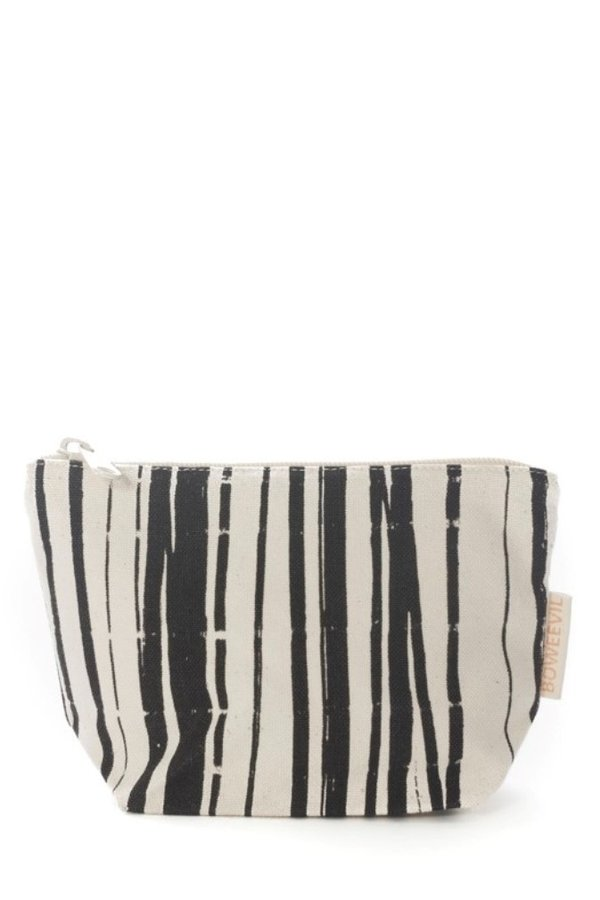 Boweevil Make-up Tas Wrapping Stripes 18x12 cm