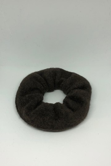 Scrunchie Fleece Mocca