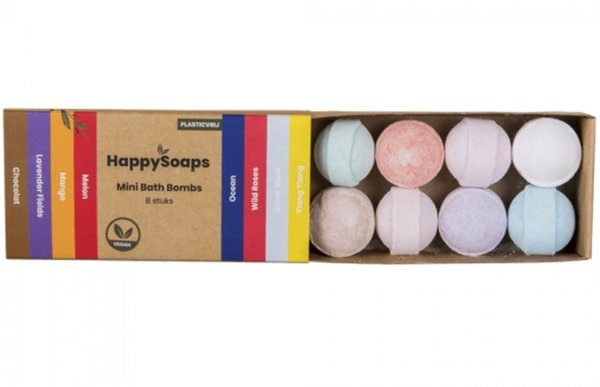 Mini Bath Bombs Herbal Sweets